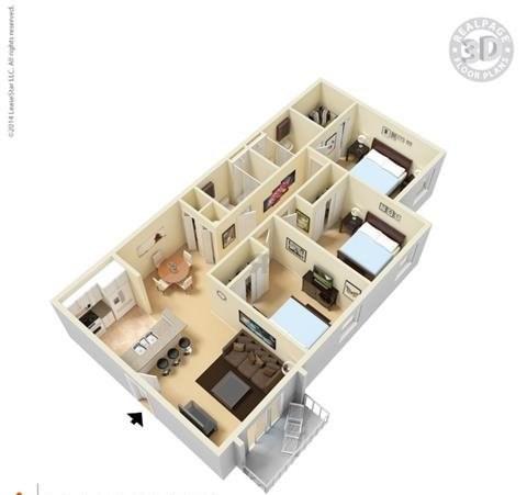 Prospect Park Plan 3A