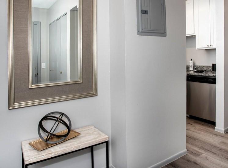 2 bedroom, 1 bath entry