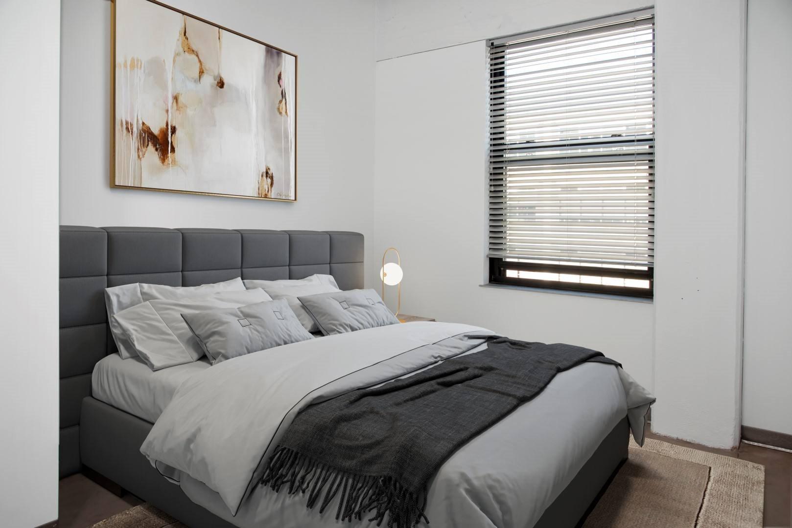 Gurley Lofts two bedroom
