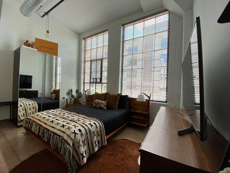 Gurley Lofts one bedroom