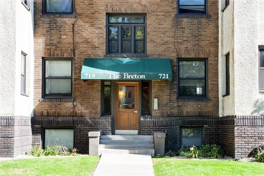 Breton Apartments in Minneapolis, MN Exterior 3