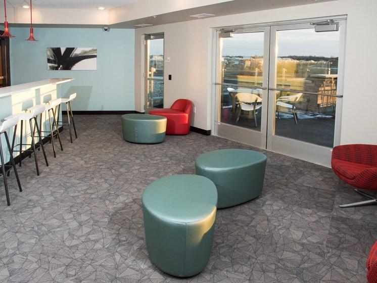 Luxurious Interiors at The Sixton, Shakopee