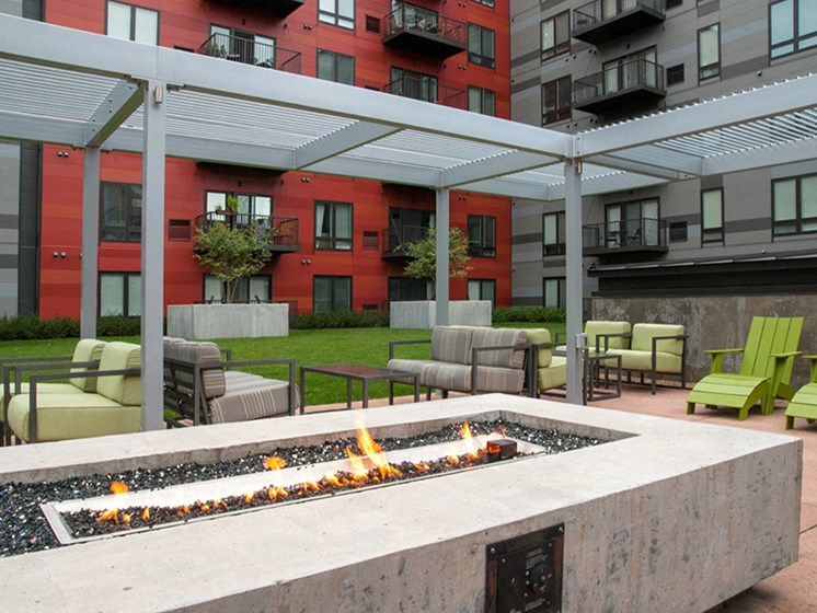 Magnificent Courtyard at Third North, Minneapolis, MN, 55401