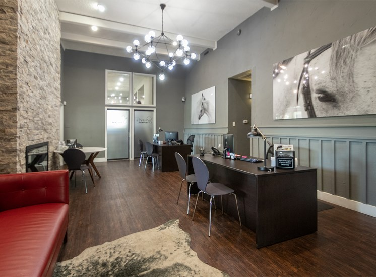 This is a photo of the Leasing Office at The Biltmore Apartments, in Dallas, TX.