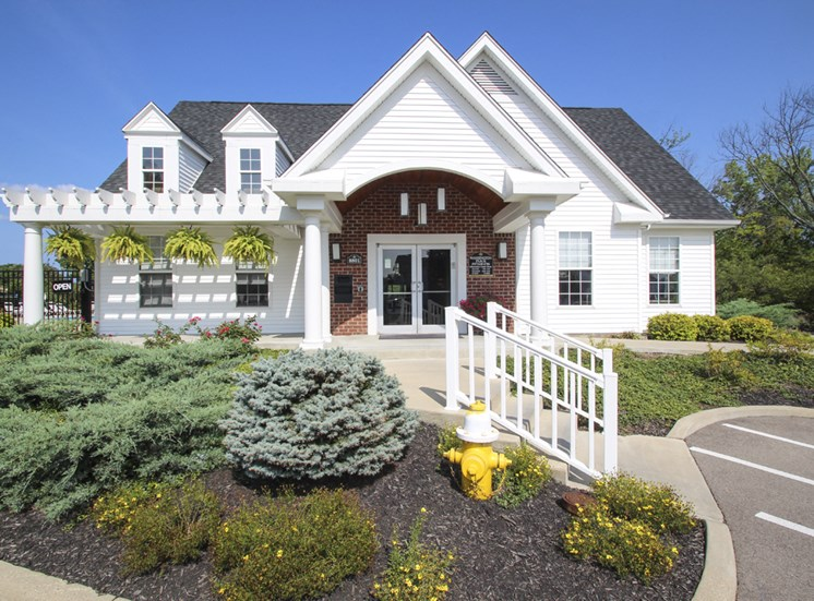 This is a photo of the Leasing Office at Washington Place in Washington Township, OH.