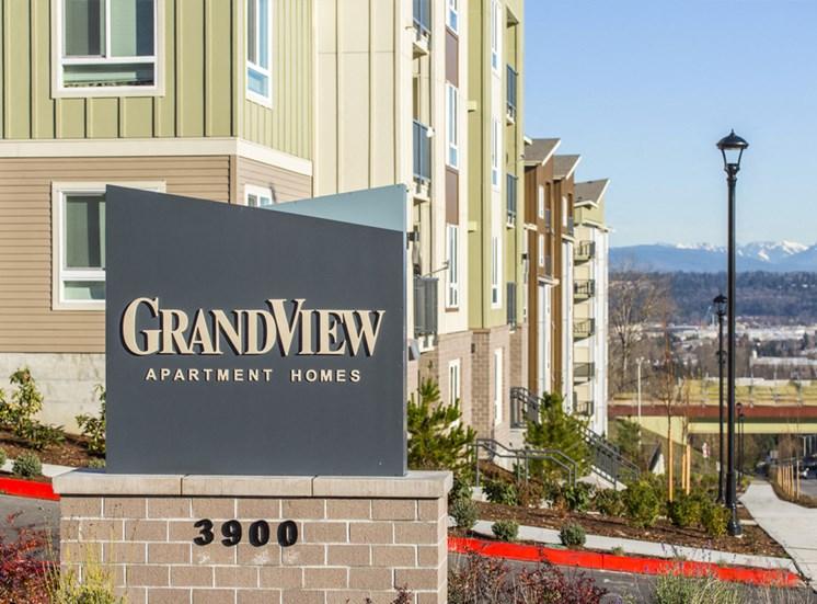 Grandview Sign