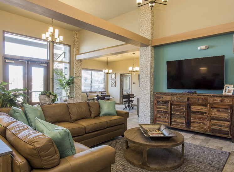 Lounge with TV, Event Kitchen