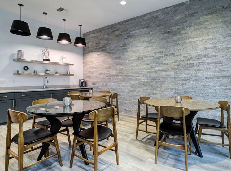 Cabana Dining Area