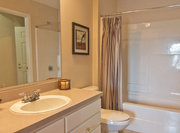 Vanity at The Orchard Apartments in Dublin OH