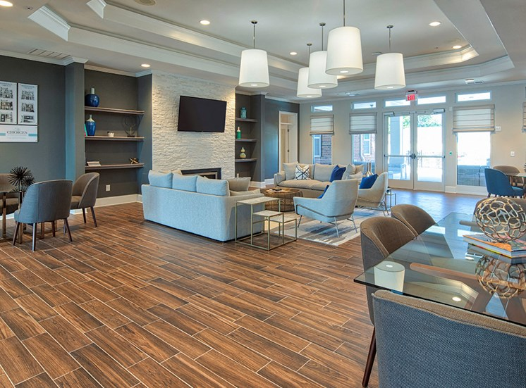 The Choices Apartments Clubhouse 2