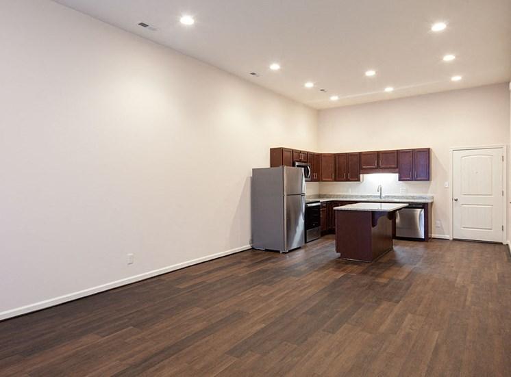 Logans Landing Apartments in Lynchburg VA Living Area