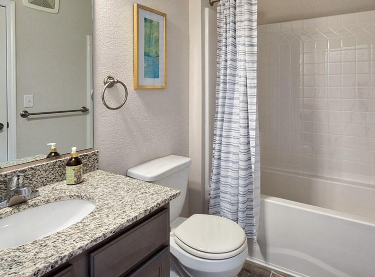 The Choices Apartments Bathroom  with tub