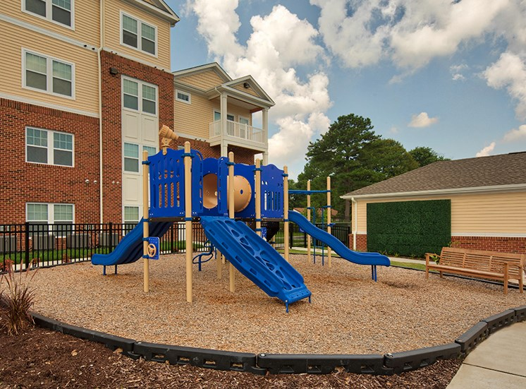 Playground at The Choices Apartmetns
