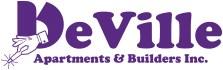DeVille Apartments & Builders Inc. Logo 1
