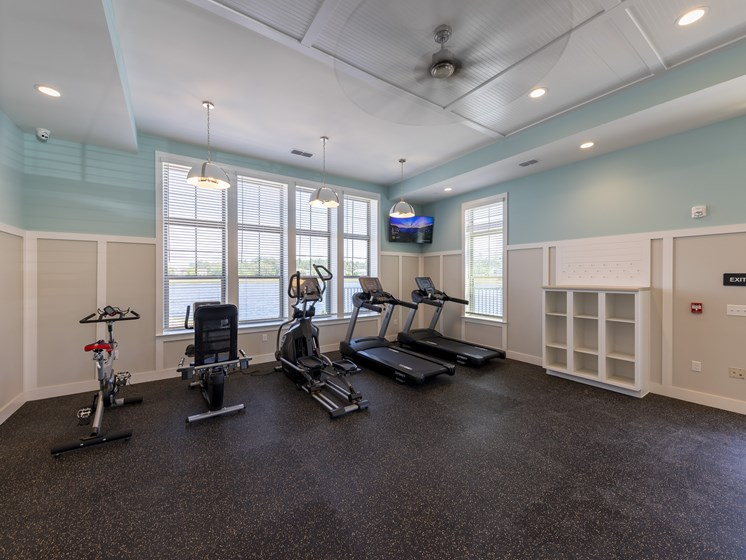 Sydney Trace | Jacksonville, FL | Fitness Room