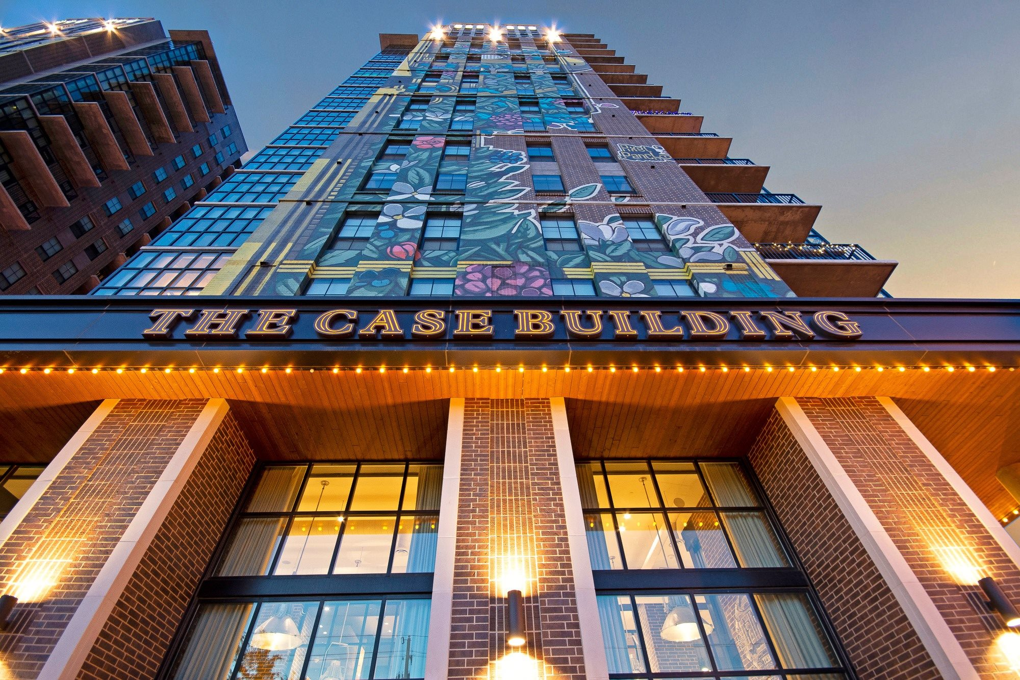 Outer Appearance of Building at The Case Building, Dallas