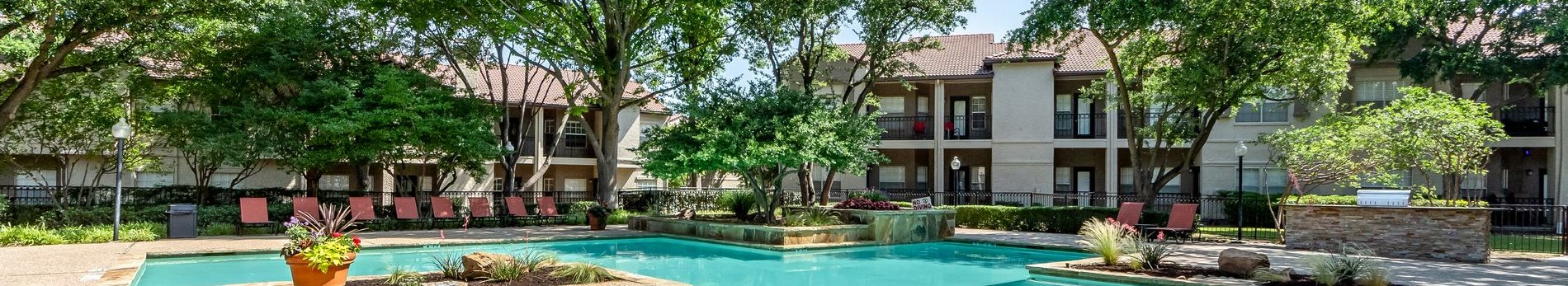 Sundeck at La Costa Apartments in Plano, Texas, TX
