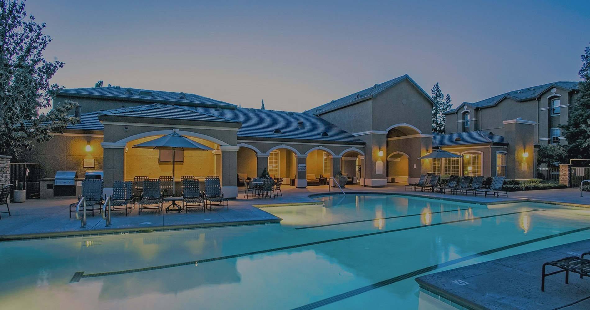 Crystal Clear Swimming Pool at Rolling Oaks Apartment Homes in Fairfield, CA 94534