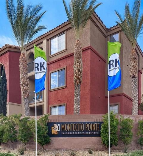 Exquisite Exterior Designs of Montecito Pointe in Las Vegas, NV Rental Homes