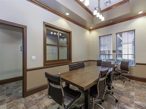 Beautiful Montecito Pointe Conference Hall in Nevada Apartments for Rent