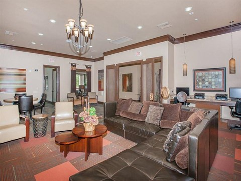 Large Community Clubhouse at Sonata Apartment Rentals in North Las Vegas