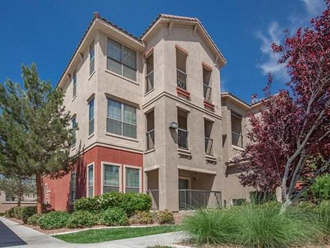 Exquisite Sonata Exterior in North Las Vegas, NV Rental Homes