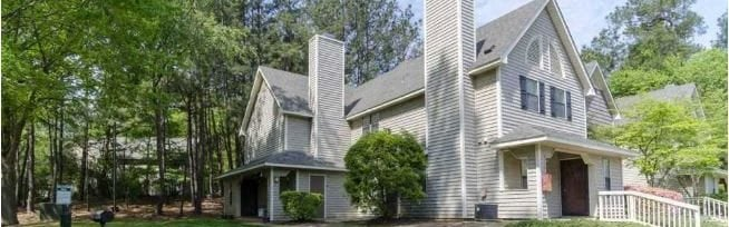 at Edwards Mill Townhomes & Apartments, Raleigh, NC, 27612