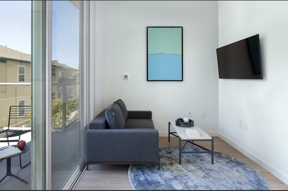 Westchester Apartments Flight Suite A Living Room