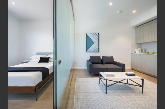 Westchester Apartments Flight Suite C Living Space