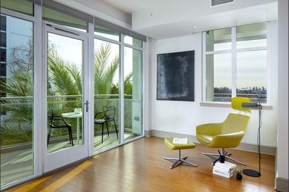 westwood luxury apartments wilshire victoria unit 401 nook