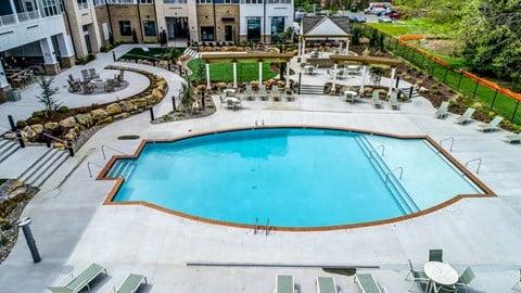 Swim Pool and Sun Deck