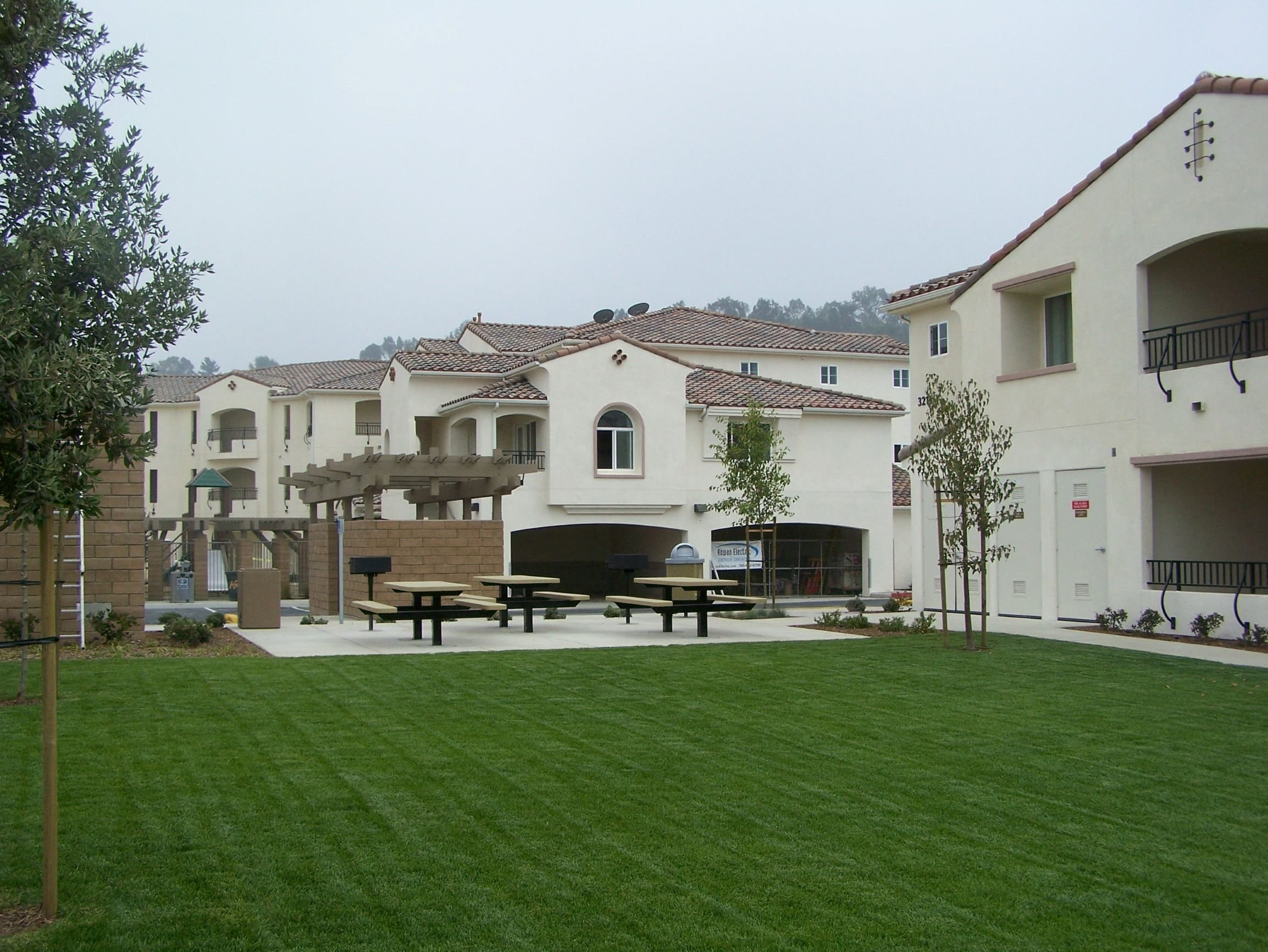 La Mision Village Courtyard