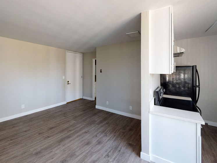 Gourmet Kitchens at Occidental Apartments, Los Angeles, CA, 90057