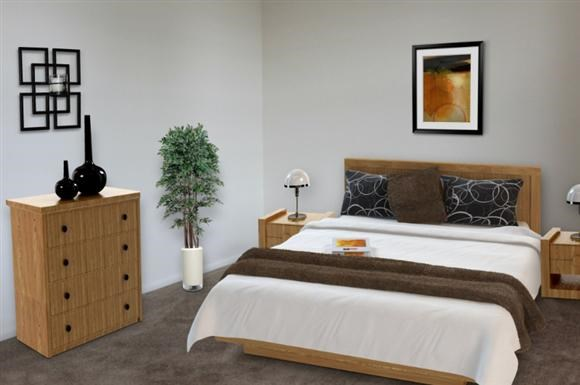 Our Bedrooms are Spacious and Offer Ample Storage