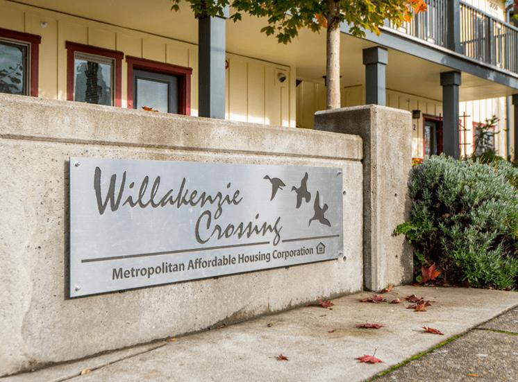 Willakenzie Crossing