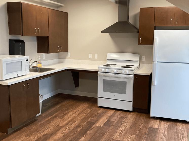 Patton Home_Communal Kitchen