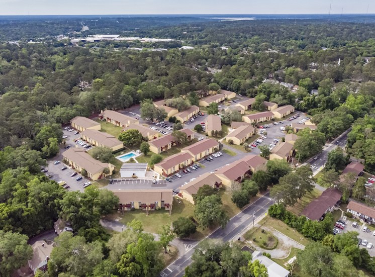 aerial view of Reserve at Midtown apartments at Reserve at Midtown Apartments, Florida