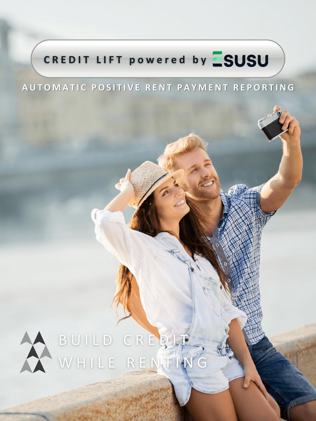 Credit Lift powered by Esusu