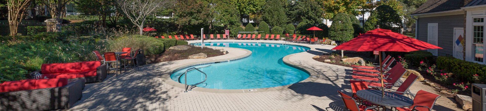Elan at Mallard Creek | Swimming Pool