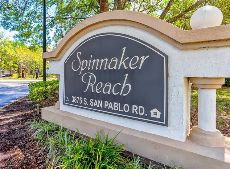 Property Entryway Sign
