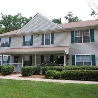Building Exterior at Parkview Apartments, Huntersville, North Carolina