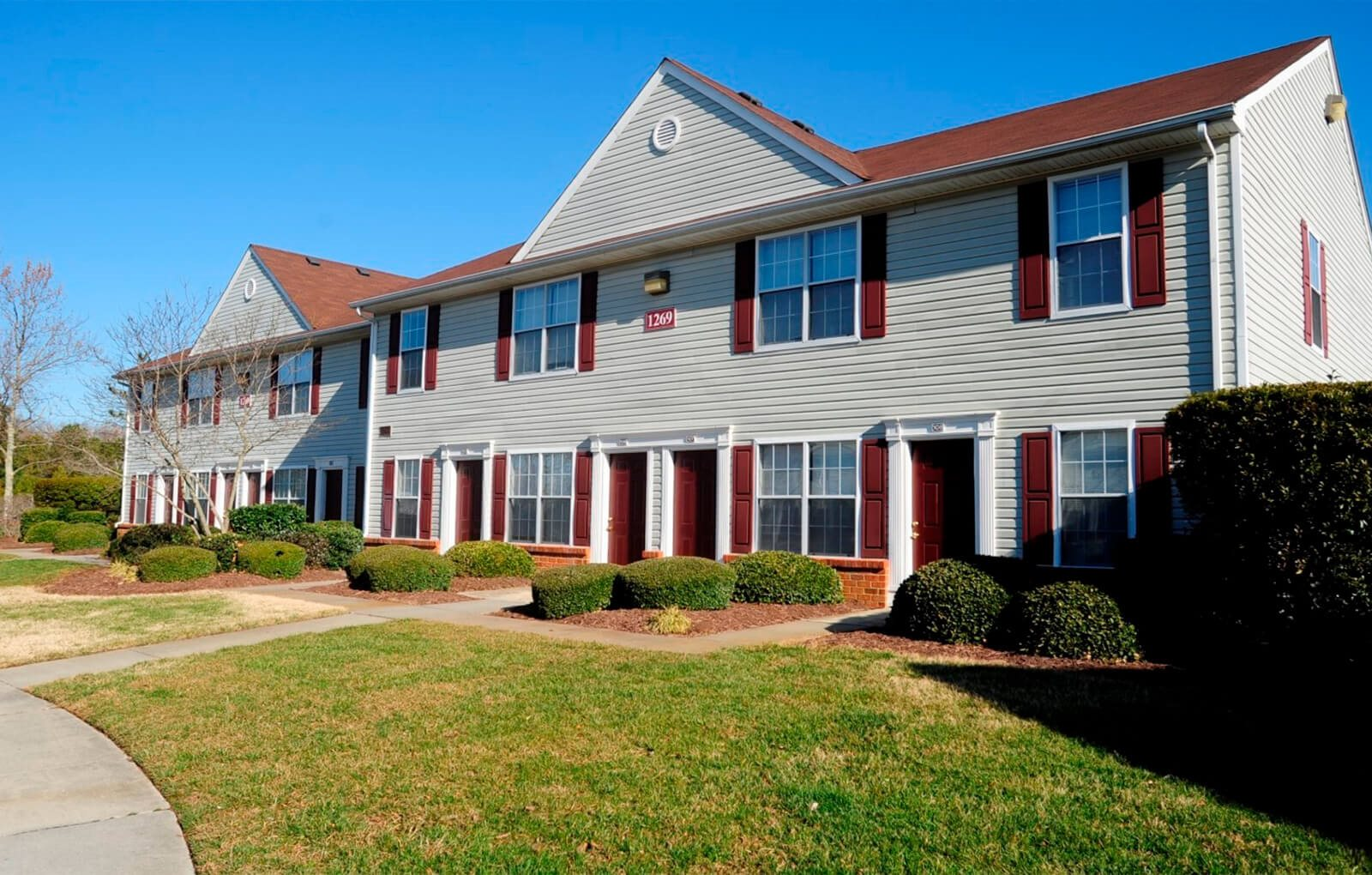 Green Outdoor at Ocean Gate Apartments, Virginia Beach, VA, 23454