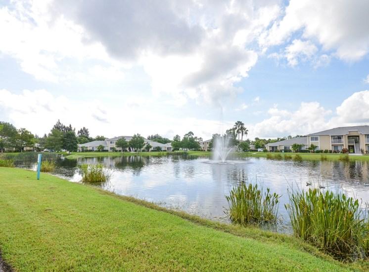 Lakeside Green Spaces at River Park Place Apartments, Vero Beach, Florida