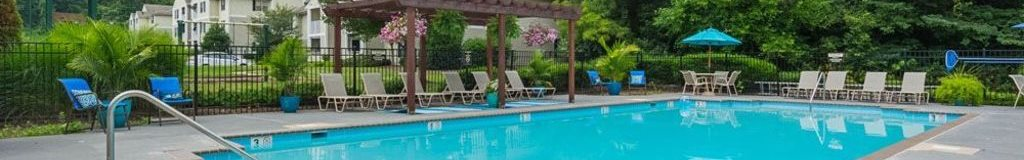 Refreshing Pool With Large Sundeck at Autumn Wind Apartments, Winchester, Virginia