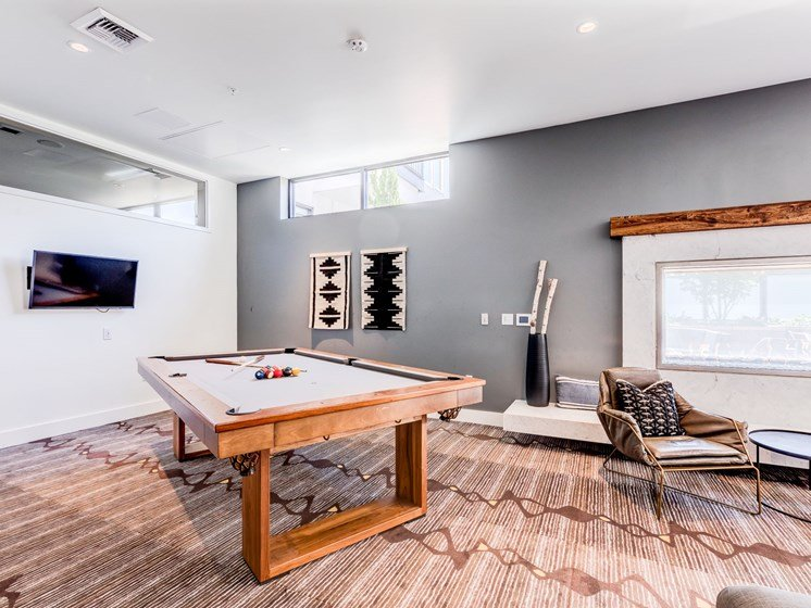 Resident Lounge Billiards