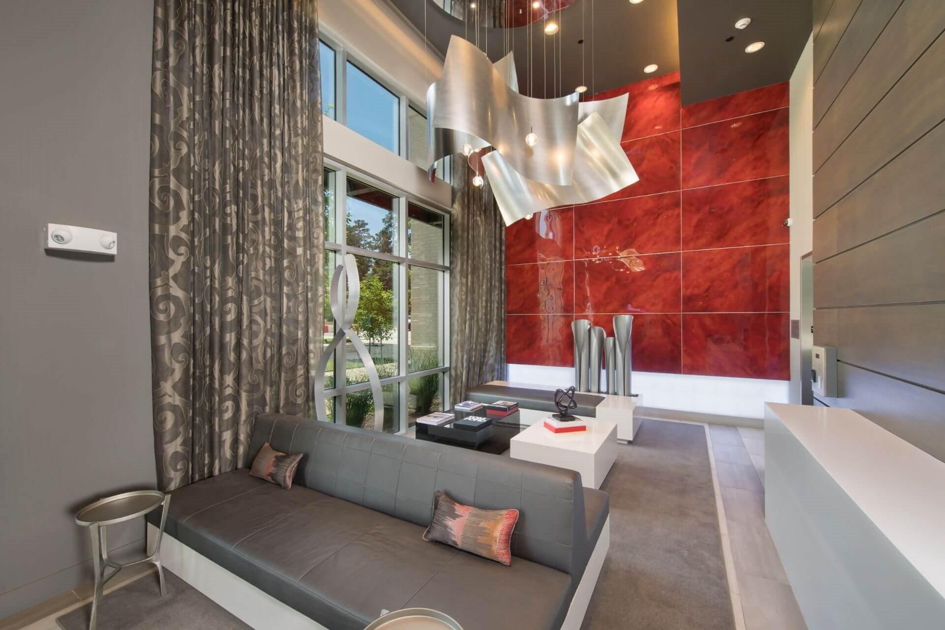 The Mark luxury apartments in Spring TX