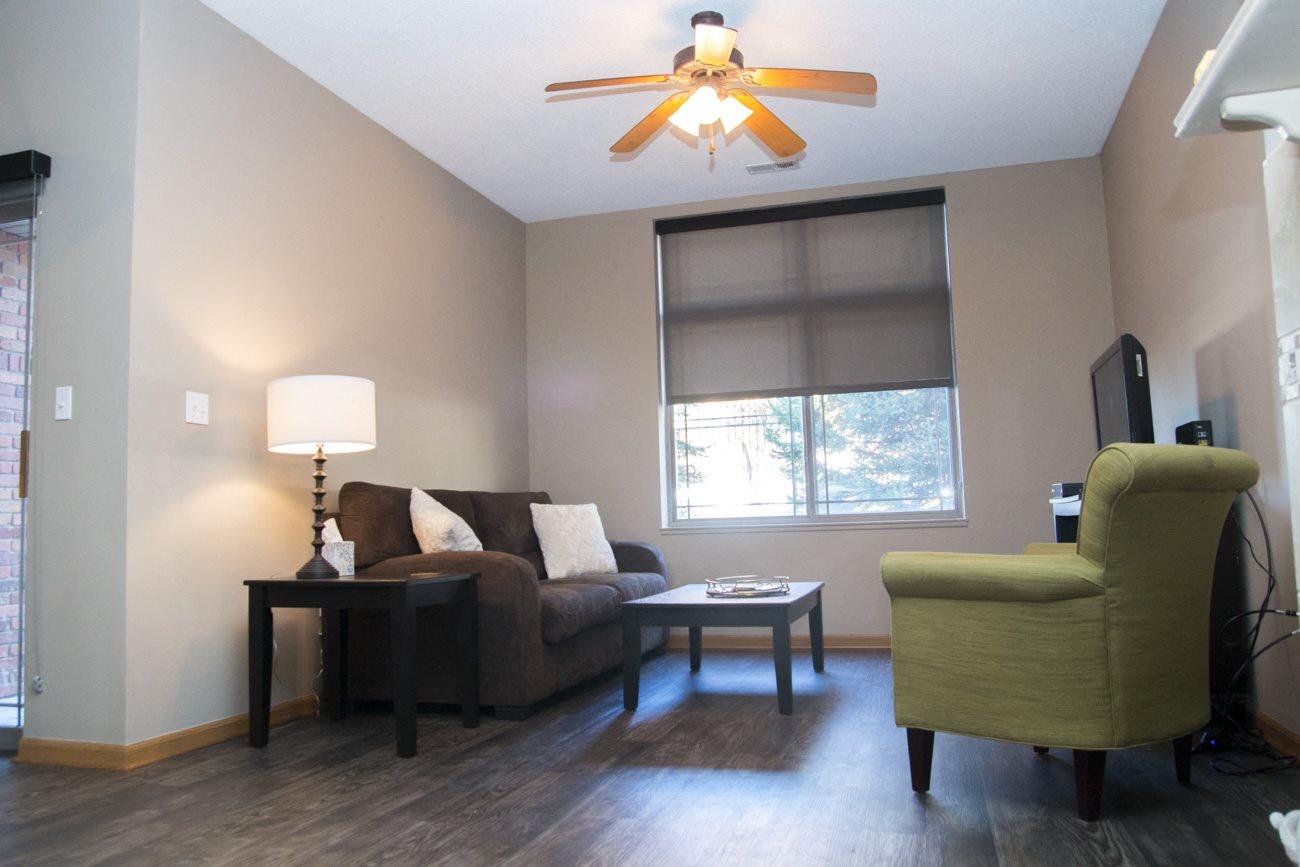 Interiors-Southwind Villas in La Vista NE living room