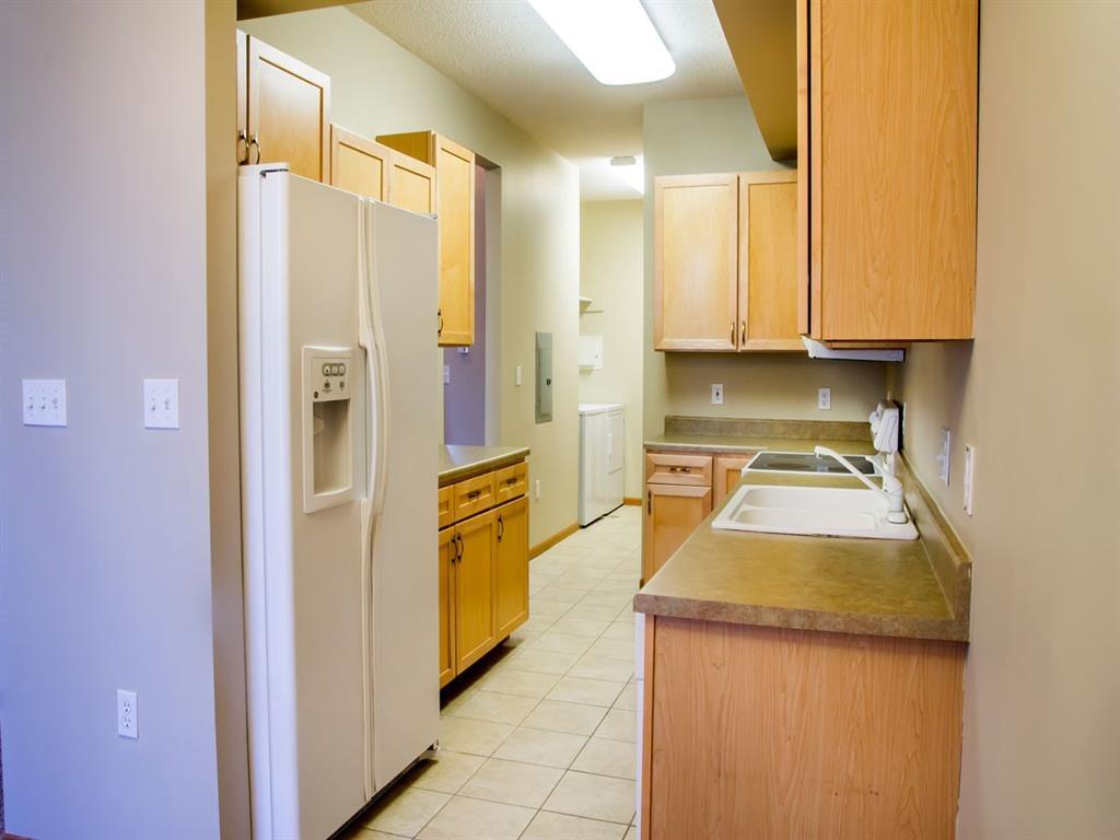 wonderful kitchen at Southwind Villas in La Vista Nebraska
