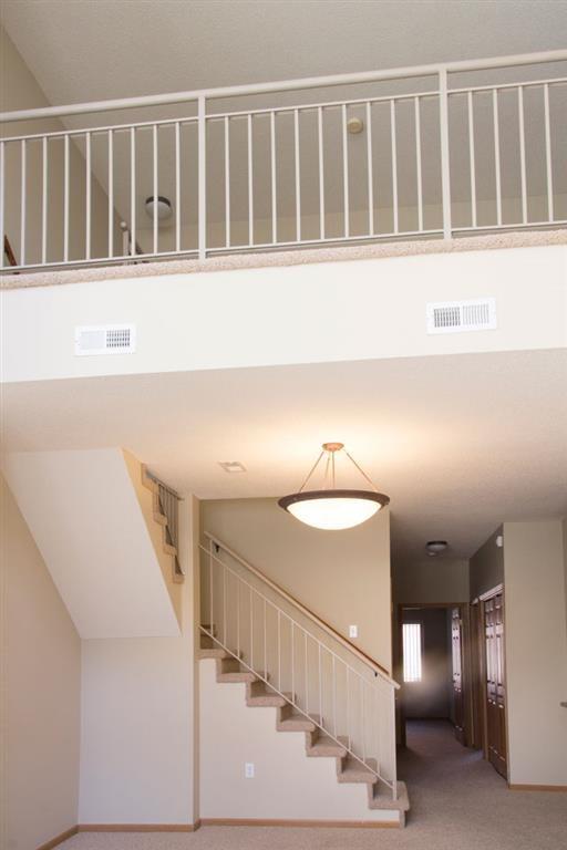 living space at Southwind Villas in La Vista Nebraska
