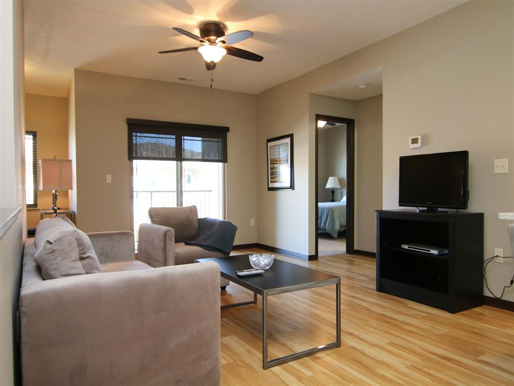 spacious living at Villas at Wilderness Ridge in Lincoln Nebraska